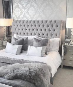 chesterfield bed frame